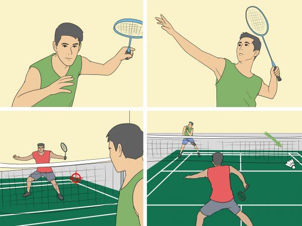 Team Badminton