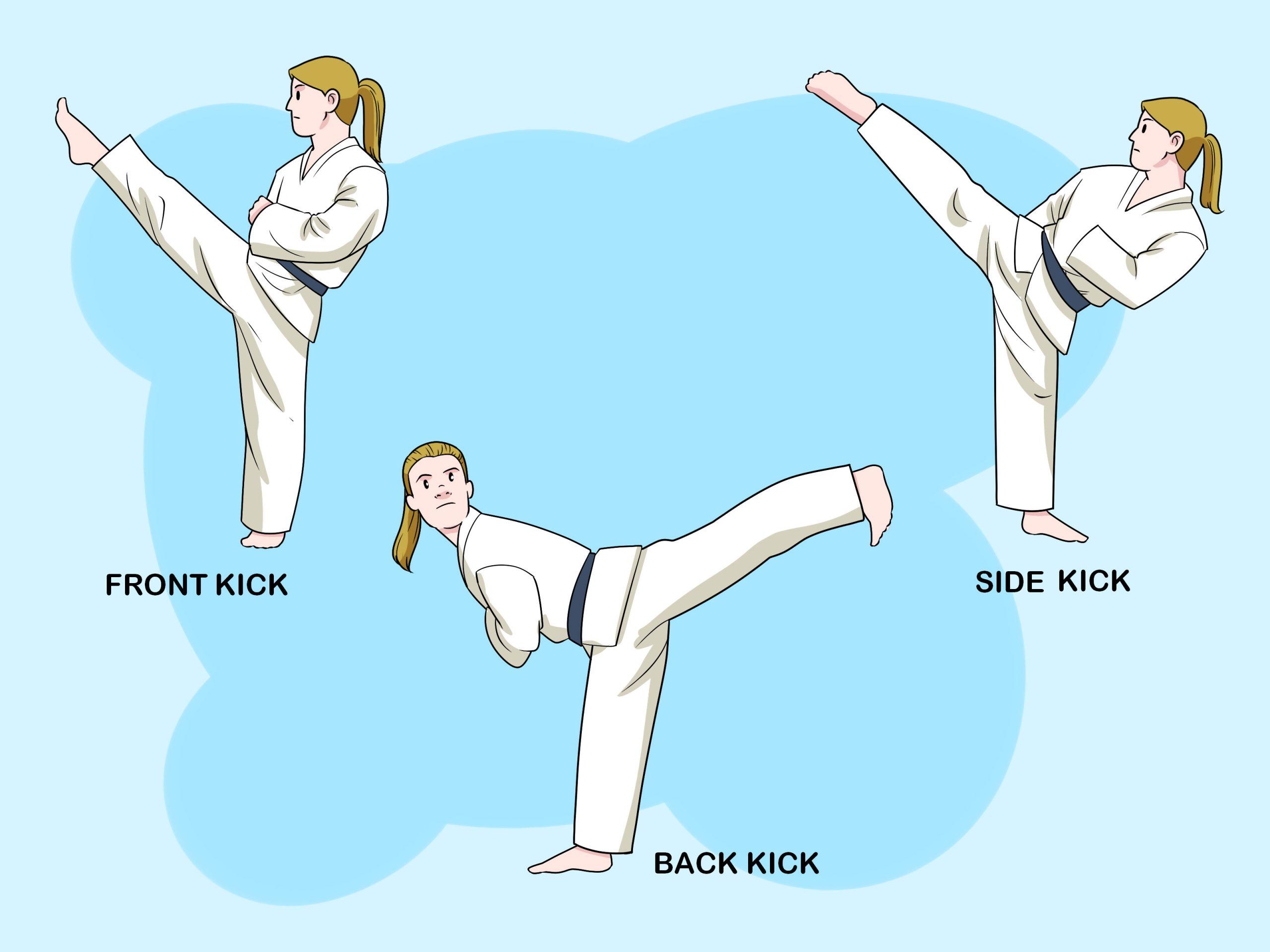 Bela Diri Karate